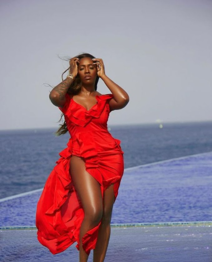 Singer Tiwa Savage Issues Warning About Her S3x Tape
