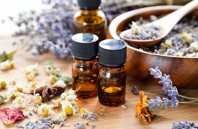Essential Oils Anda Asli/Palsu