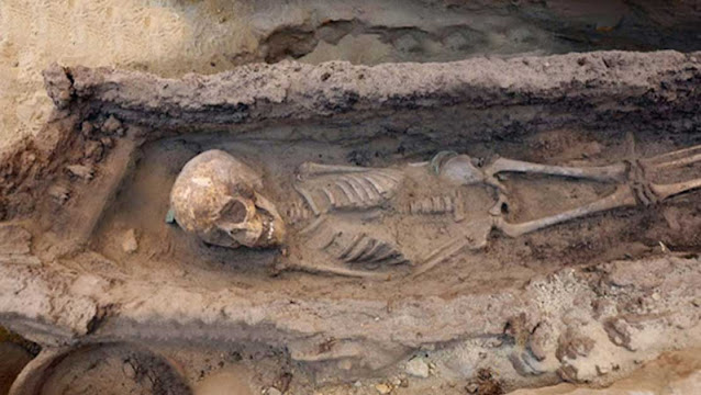 New approach to skeletal age-estimation of child remains