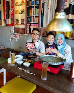 Menikmati Family Time di Fat Oppa