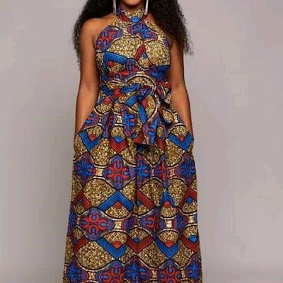 Trending Ankara Gown Styles 2021