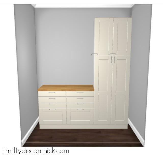IKEA kitchen planning tool