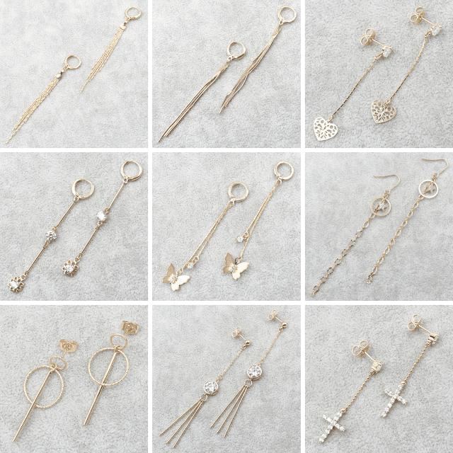 Серьги подвески Позолота/Мед Золото Xuping Jewelry ™ B2B