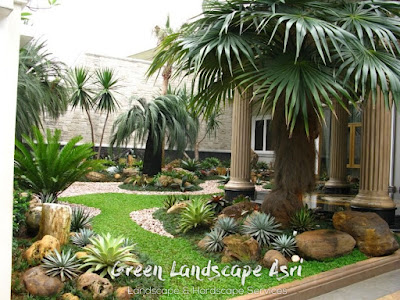 Jasa Pembuatan Taman di Kota Surabaya Barat   Surabaya Timur dan Surabaya Utara
