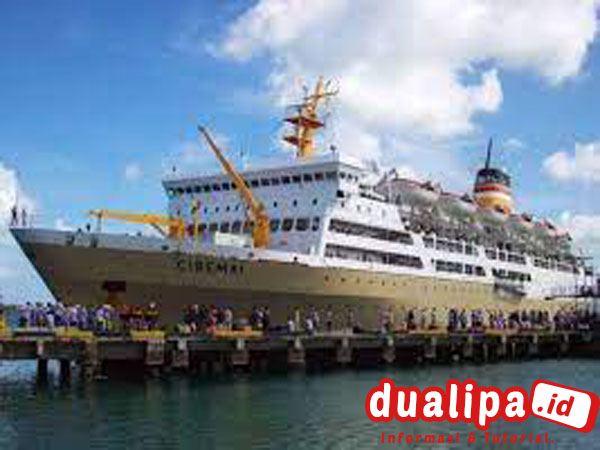 Jadwal Kapal Ciremai Bulan Oktober 2021