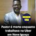 Pastor é morto enquanto trabalhava como motorista de aplicativo em Nova Iguaçu