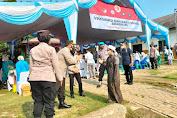Alumni AKABRI 89 Gelar Baksos dan Vaksinisasi di Ponpes Jamiatul Ikhwan