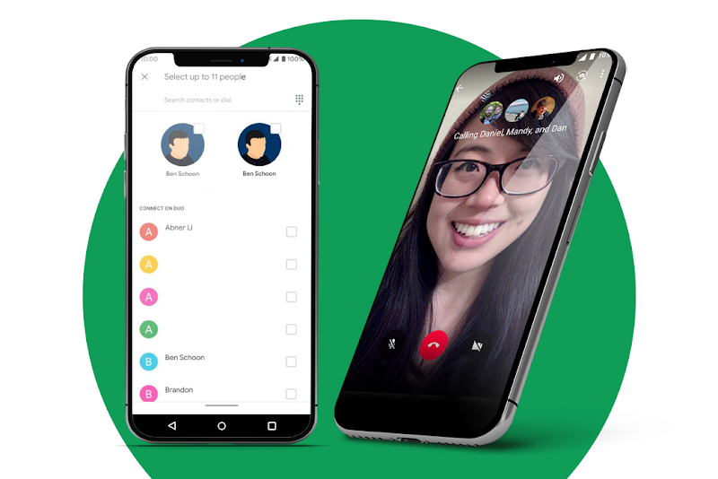 Live Stream Video Chat Android App