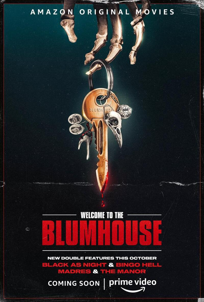 Welcome to the Blumhouse 2 poster