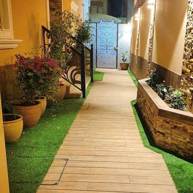 شركة تنسيق حدائق منزلية بالدوادمي تنسيق حوش المنزل بالدوادمي