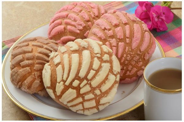 Pan Dulce-Mexican Conchas