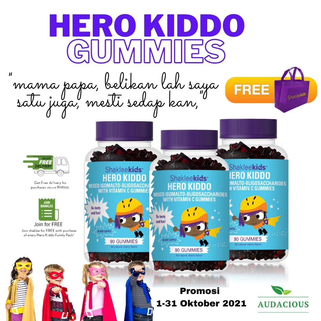 Vitamin untuk imunisasi kanak-kanak