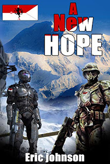 2-4 Cavalry Book 1: A New Hope by Eric Johnson - book promotion sites