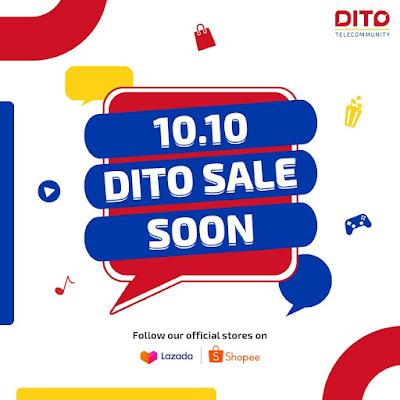 DITO 10.10 SALE