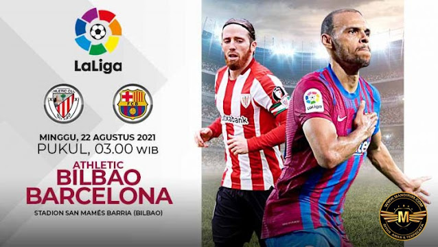Prediksi Athletic Bilbao Vs Barcelona