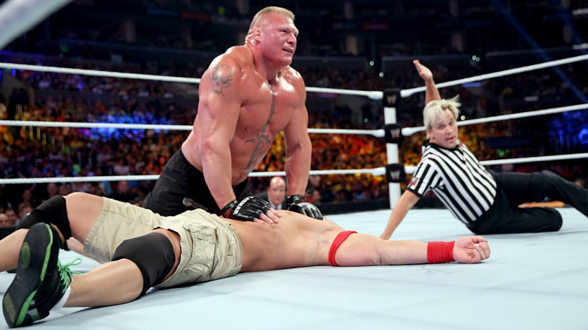 Momentos marcantes na história do WWE SummerSlam