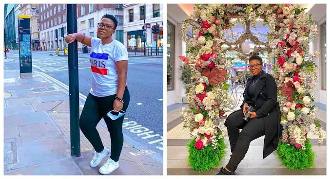 I am still single is because I am scared of women- Cameroonian Lesbian, Kiki Brandy reveals