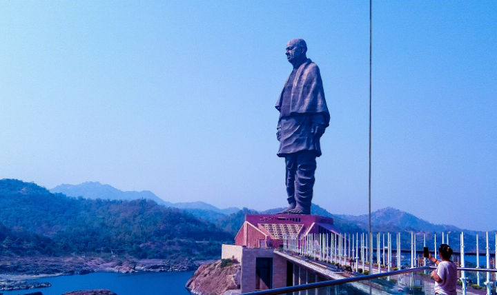 Statue of Unity, Gujarat   Best Places to Visit in India
