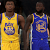 NBA 2K22 Golden State Warriors Jersey Pack by Pinoy21