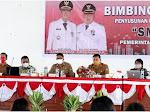 Wakili Bupati Minahasa, Christian Tanor Buka Bimtek Smart City Tahap III