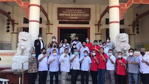 Rawat Pembauran Kebhinekaan, FPK Riau Silaturahmi ke FPK Provinsi Sumbar