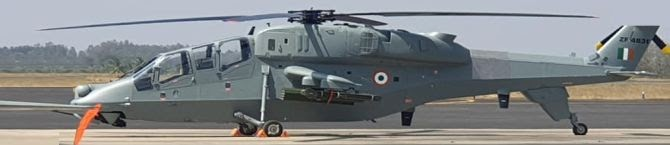 Integration of Mistral ATAM On Dhruv & LCH Successfully Completed: MBDA