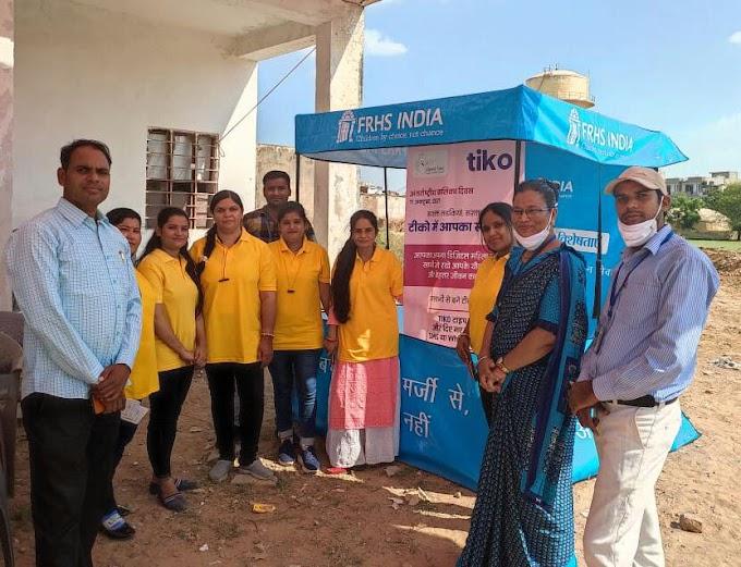 पार्षद राधेश्याम बोहरा के सान्निध्य में महिलाओं के लिए नि:शुल्क स्वास्थ्य शिविर