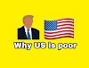 Why United States is a poor country - trump 2021
