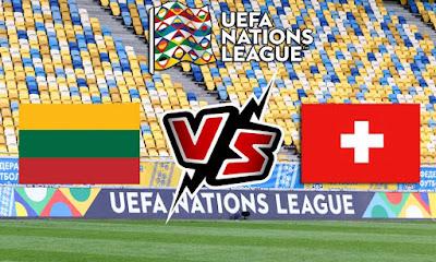 ليتوانيا و سويسرا بث مباشر