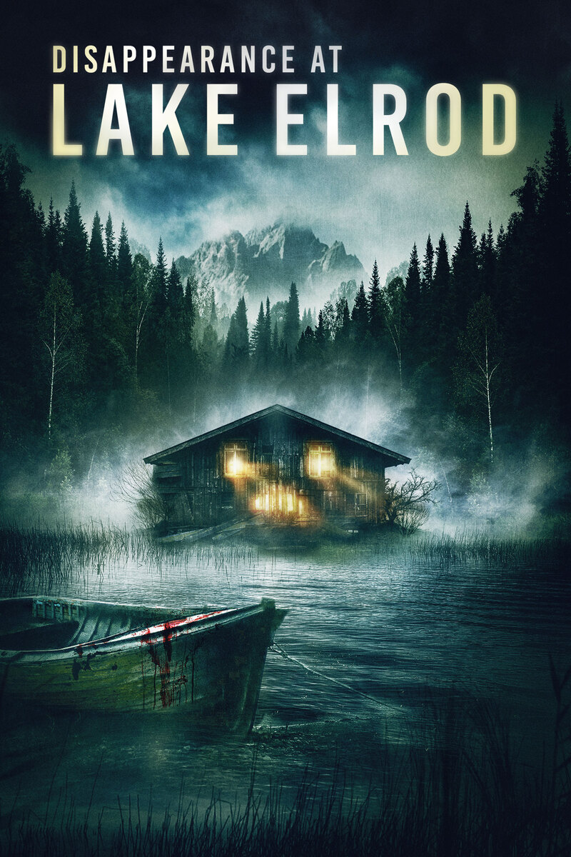 Disappearance at Lake Elrod poster