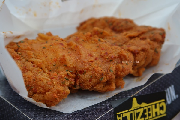 Spicy Salted Egg Chick and Go
