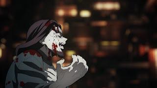 鬼滅の刃アニメ 26話 | 下弦の弐 轆轤 Rokuro CV.楠大典 | Demon Slayer Episode 26