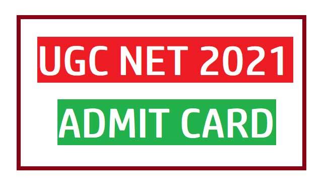 UGC NET 2021 admit card delayed, New exam date on ugcnet.nta.nic.in