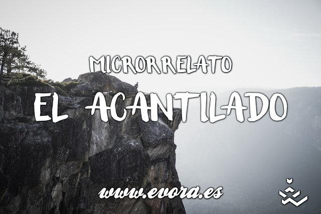 Microrrelato: El acantilado