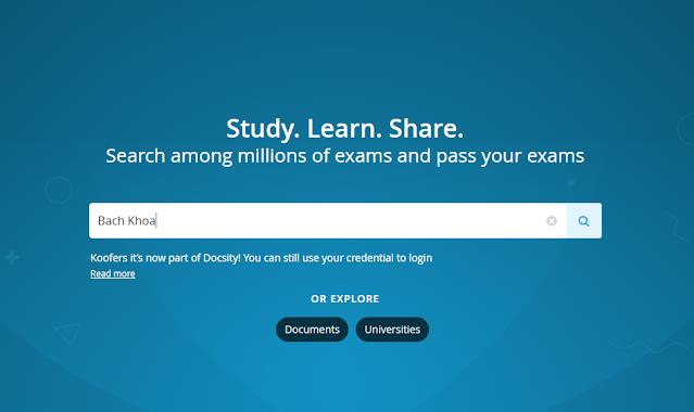 Docsity - Website hữu ích hội anh chị em sinh viên cần phải biết | BeeTechz