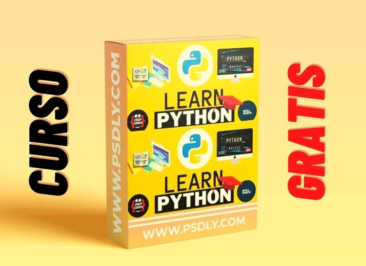Python para Principiantes CURSO Gratis 2021