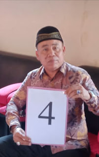 Jamakuddin Calon Kades Tanjung Kerta Nomor Urut 4, Kesejahteraan Masyarakat Jadi Fokus Utama
