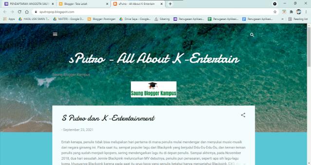 sPutro - All About K-Entertain