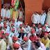 लखीमपुर खीरी प्रकरण को लेकर सपाइयों ने प्रदर्शन कर दी गिरफ्तारी
