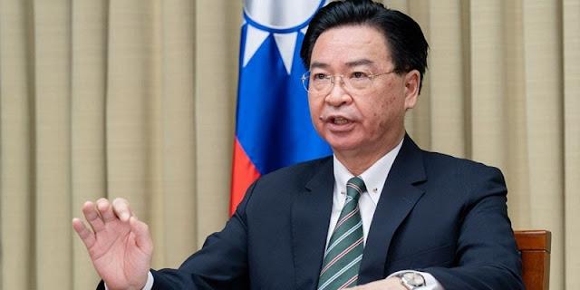 Nyatakan Siap Perang, Menlu Taiwan Klaim China akan Sangat Menderita Jika Berani Menyerang