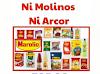 Campaña para no comprar productos Arcor ni Molinos