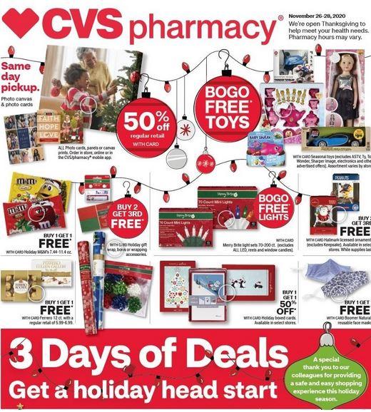 CVS Black Friday 2021 Ad Preview