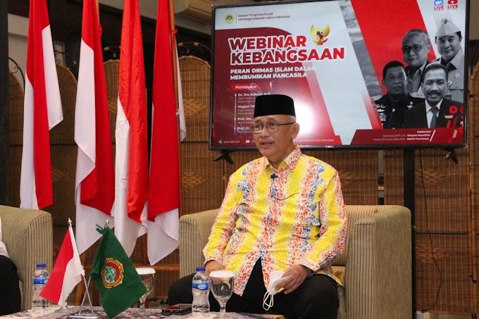 DPP LDII: HUT Kemerdekaan RI Mengingatkan Tanpa Pancasila Kita Rapuh