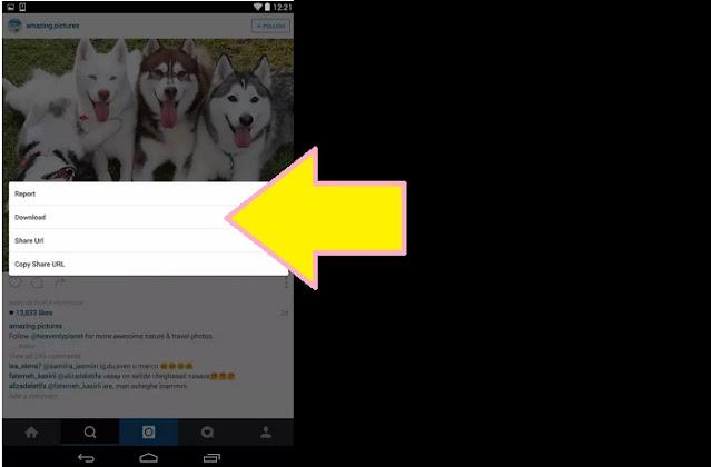 تنزيل تطبيق انستقرام بلس الذهبي Instagram plus احدث اصدار للاندرويد