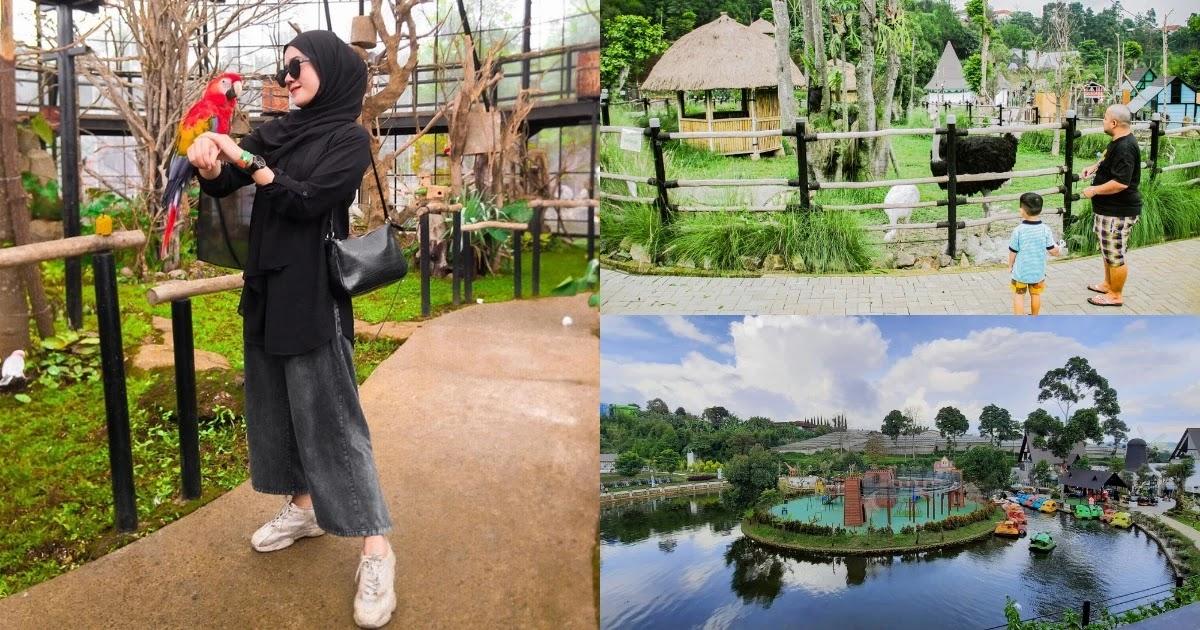 Lembang Park and Zoo, 1 Lagi Taman Wisata Luar Biasa di Lembang