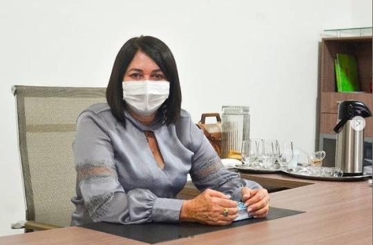 Confira a retrospectiva das ações da prefeita Edina Fontes em Lago do Junco