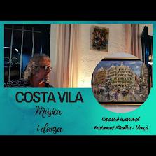 Exposició de pintures al Restaurant Miralles - Costa Vila Música i Dansa
