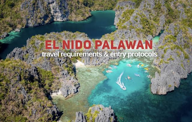 El Nido Travel Requirements for Tourists visiting Palawan