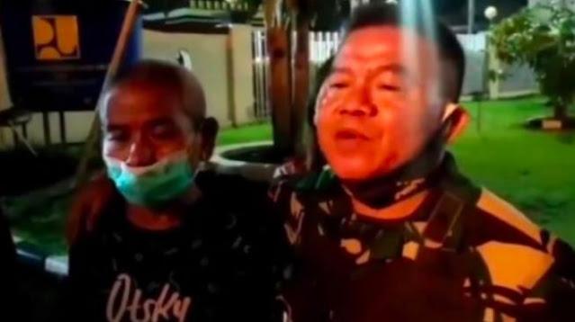 Sosok Jendral Junior Tumilaar, Jendral Bela Babinsa yang Melindungi Petani Buta Huruf