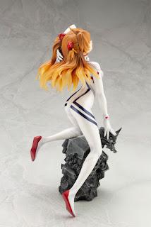 Evangelion: 3.0+1.0 Thrice Upon a Time – Asuka Shikinami Langley White Plugsuit Ver., Kotobukiya